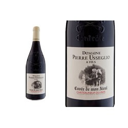 """Chateauneuf du pape 2006 """"de mon aieul"""" Domaine Pierre Usseglio"""