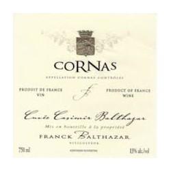 Cornas 2015 Cuvée Casimir Franck Balthazar