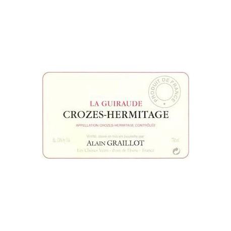 Crozes Hermitage 2015 Guiraude  Alain Graillot