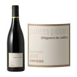 Cornas 2015 L'élégance Du Caillou Julien Pilon