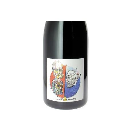 """Vin De France """"Les 3 Barbus"""" 2015 Magnum"""