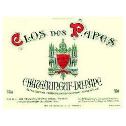 """Châteauneuf Du Pape 2015 """"Clos Des Papes""""  Vincent Avril"""