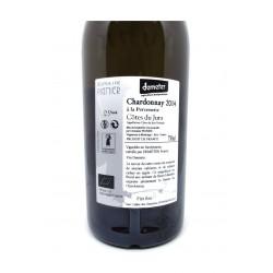 Domaine Pignier A la Percenette Chardonnay 2015 Côtes Du Jura