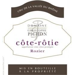 Christophe Pichon Côte Rôtie  2016  Rozier