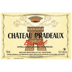 Château Pradeaux   Bandol    2013   Comte de Portalis