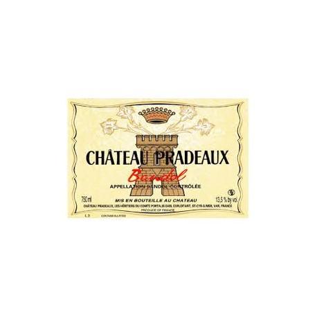 Chateau Pradeaux Rouge 2011
