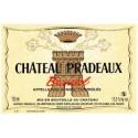 Château Pradeaux Rouge 2011