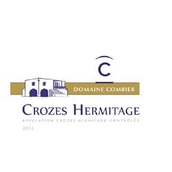 Crozes Hermitage 2015 Domaine Laurent Combier