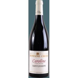 Louis Cheze  Saint Joseph Rouge   Cuvée Caroline 2015