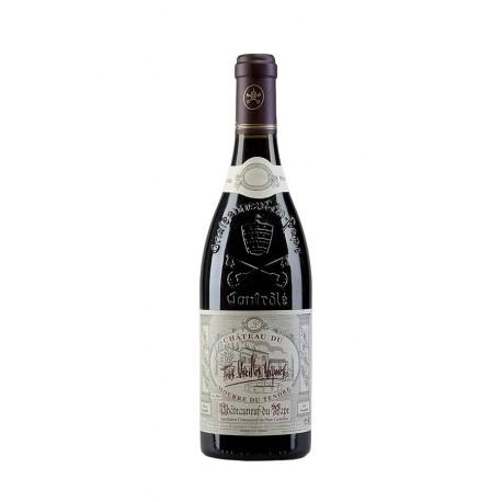 Châteauneuf Du Pape 2015 J.Paumel Château du Mourre Du Tendre Cuvée Prestige trés vieilles vignes