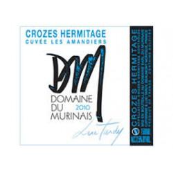 """Crozes Hermitage 2015 """" Les Amandiers"""" Domaine Du Murinais"""