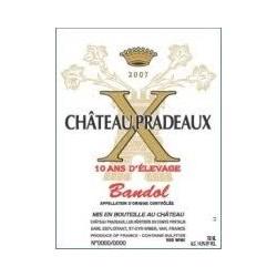 Château Pradeaux  Bandol   2007   Comtes De Portalis