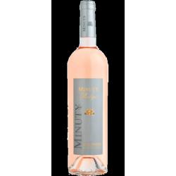 Château Minuty  Prestige rosé  Côtes de Provence     Rosé 2017