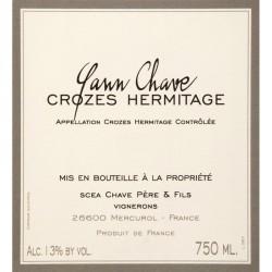 Domaine Yann Chave Crozes Hermitage 2016
