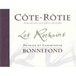 Côte Rôtie 2015 Les Rochains Patrick  & Christophe Bonnefond