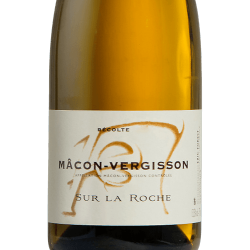 Mâcon-Vergisson « Sur la roche » 2017 Eric Forest