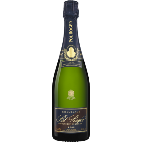 Champagne Pol Roger - Sir Winston Churchill 2008