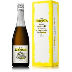Champagne Roederer - Brut Nature 2009 by Starck (Philippe Starck)