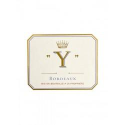 Y d'Yquem 2015 AOC Bordeaux Blanc Sec