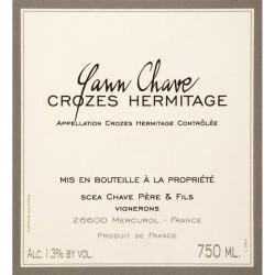 Domaine Yann Chave Crozes Hermitage 2016 Rouge Magnum