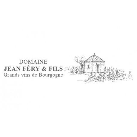 Domaine Jean Fery Rully 1er la pucelle 2018 Blanc