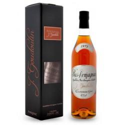 Bas-Armagnac Veuve Goudoulin Bas Armagnac 1988 bouteille de 70 cl