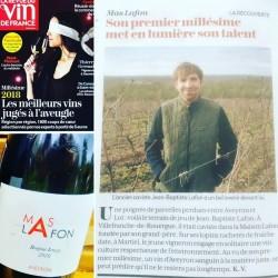 Mas Lafon IGP Aveyron Bonjour Ivresse 2018 Rouge Jean Bastide Lafon
