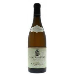 Saint Joseph Les Granilites Blanc 2019 M. Chapoutier