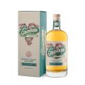 Whisky Single Malt Tourbé Veuve Goudoulin 43,2%% vol. Bouteille de 70 cl