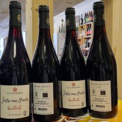 juste une goutte 100% grenache , Vin de France , Domaine la Guicharde