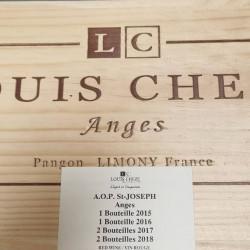 Louis Cheze Anges 2015 Saint Joseph Rouge