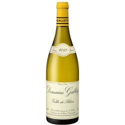 Domaine Gallety Blanc 2015 - Cotes du Vivarais