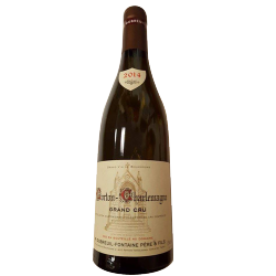 Corton charlemagne grand cru 2014 - Dubreuil fontaine - Blanc