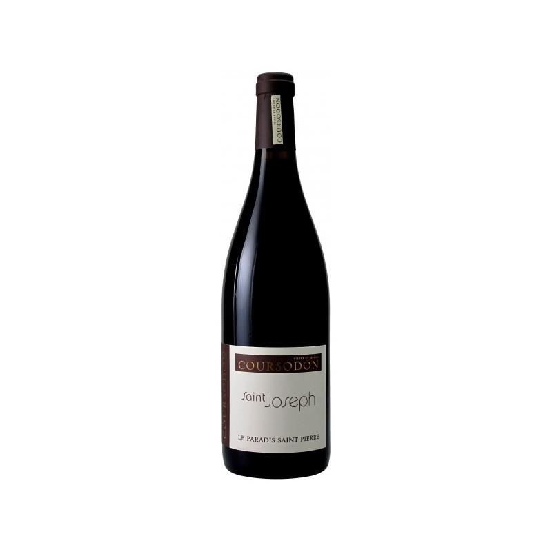 acheter vin rouge domaine coursodon saint joseph 2015 rouge paradis saint pierre. Black Bedroom Furniture Sets. Home Design Ideas