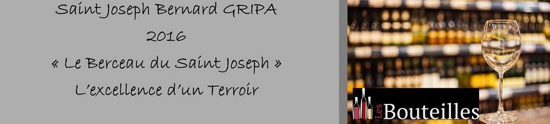 Bernard gripa saint joseph 2016