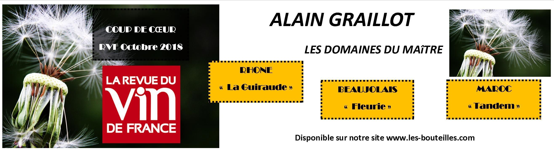 Graillot Crozes-hermitage / beaujolais / maroc